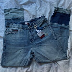 Tommy Hilfiger High Rise Slim Izzy Jeans
